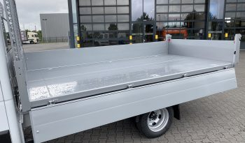 Renault Master – Kipper dubbele cabine – 165 pk Euro 6 L3 vol