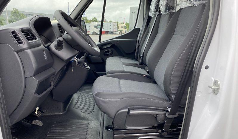 Renault Master – Open laadbak dubbele cabine – 165 pk Euro 6 L3 vol