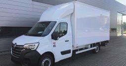 Renault Master – Citybox L3 – 145 pk Euro 6