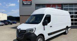 Renault Master – Gesloten bestel L4H3 – 130 pk Euro 6