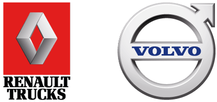 Renault Trucks en Volvo Trucks